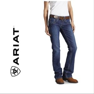 Arias Work FR Mid Rise Boot Jean